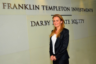 Ana Fontes, vice-presidente sênior na Darby Private Equity