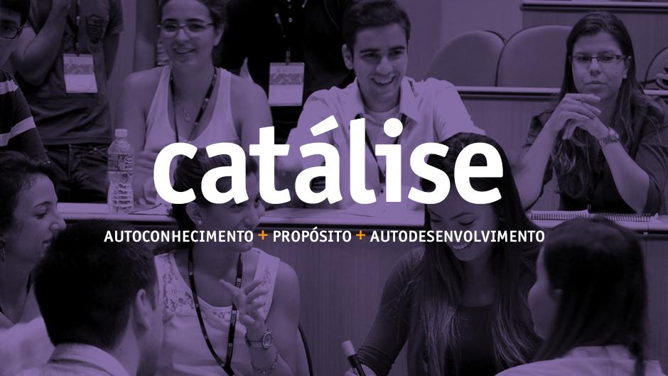 Banner Catálise - Fundação Estudar