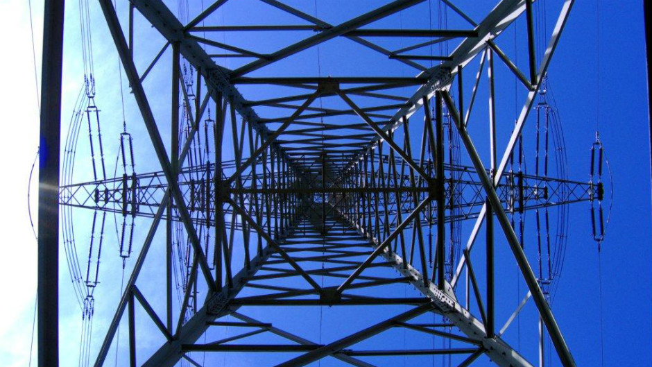 Torre de energia da AES Brasil