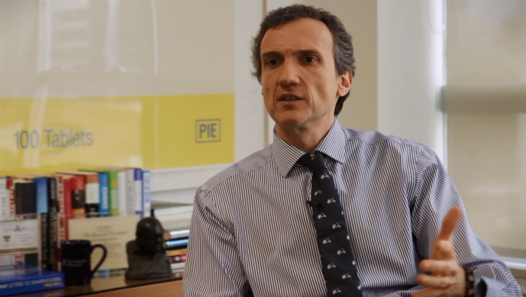 Florian Bartunek participa de bate-papo Ene Mercado Financeiro