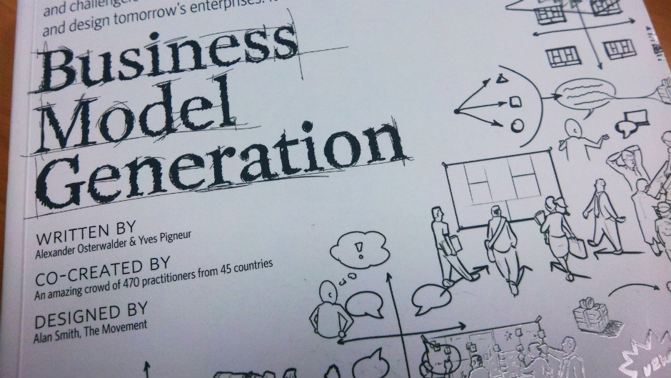 Livro Business model generation