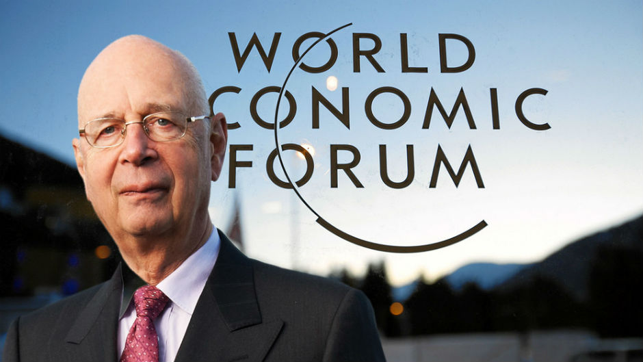 fundador klaus schwab no world economic forum