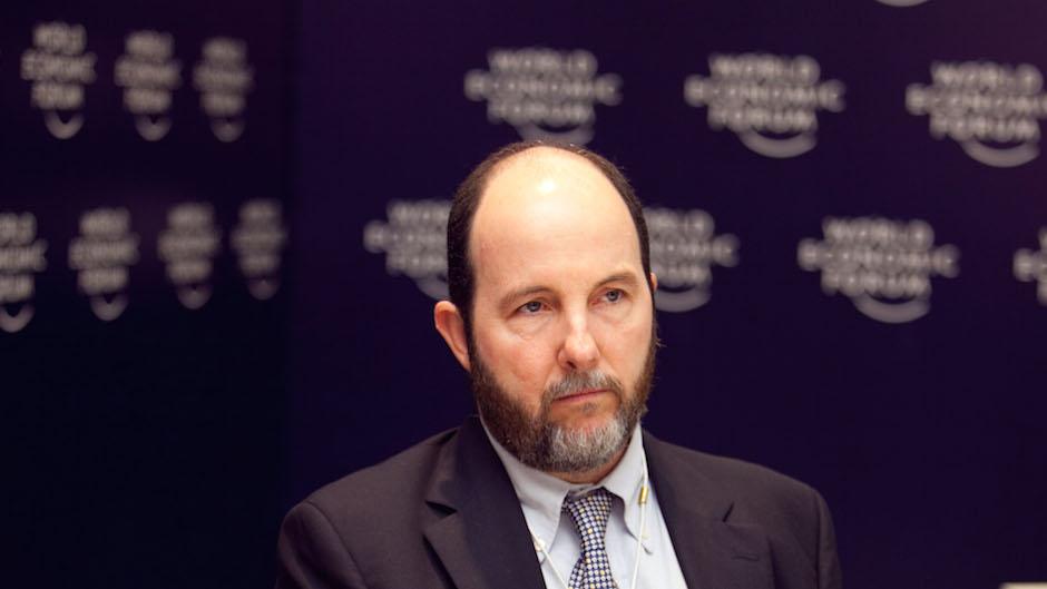 arminio fraga durante forum economico mundial