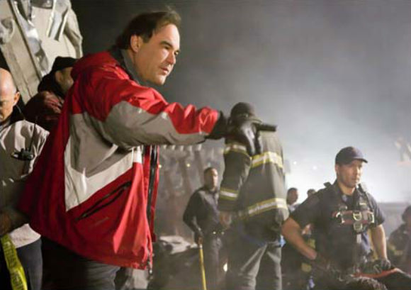 oliver stone dirigindo world trade center