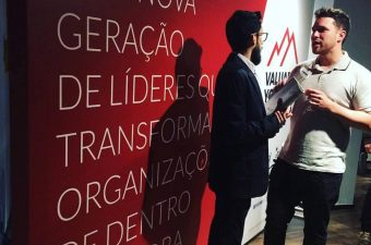 Lançamento do prêmio Valuable Young Leaders
