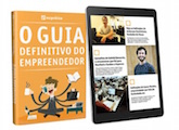 Capa do Ebook O Guia Definitivo do Empreendedor