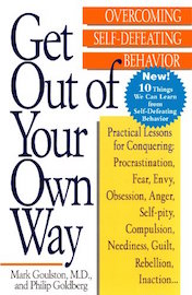 Capa do livro Get Out of Your Own Way