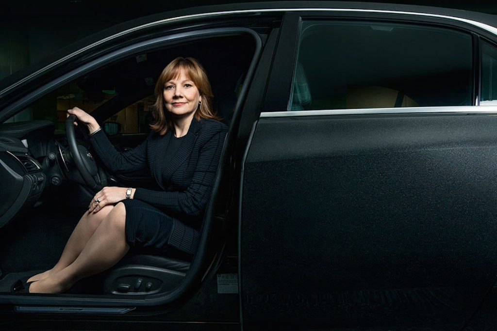 Mary Barra, uma das executivas mais poderosas do mundo