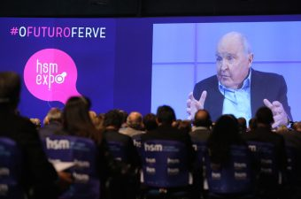 Jack Welch na HSM Expo 2017