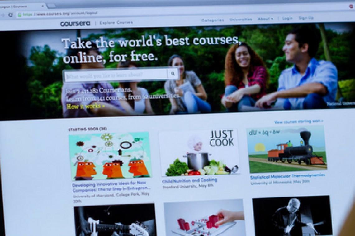melhores cursos do Coursera