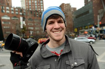 Brandon Stanton, criador do Humans of New York