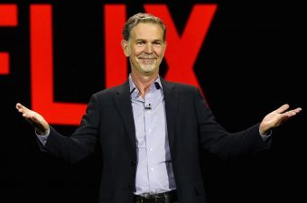 Reed Hastings, CEO do Netflix