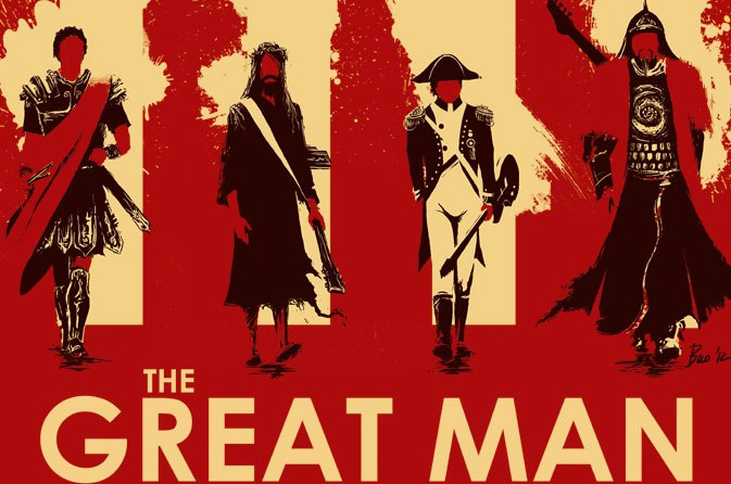 Teorias da liderança: The Great Man Theory