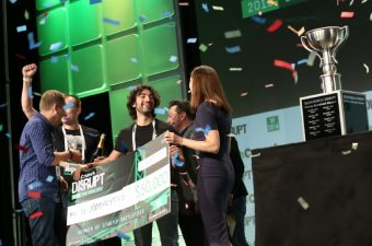 vencedores do Startup Battlefield do TechCrunch