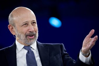 Lloyd Blankfein, CEO do Goldman Sachs