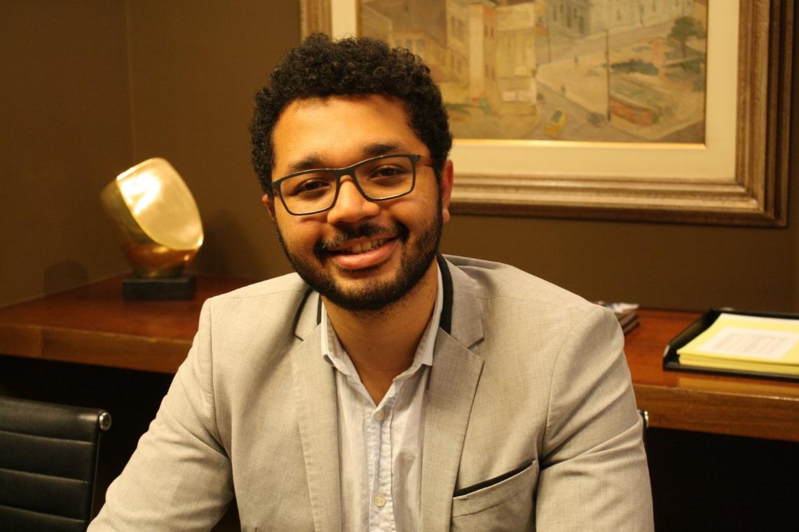 João Victor trabalhou no Levy & Salomão
