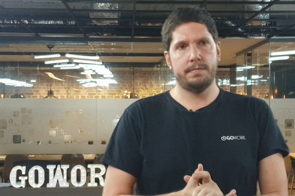 Fernando Bottura, fundador da GoWork dá lições de empreendedorismo