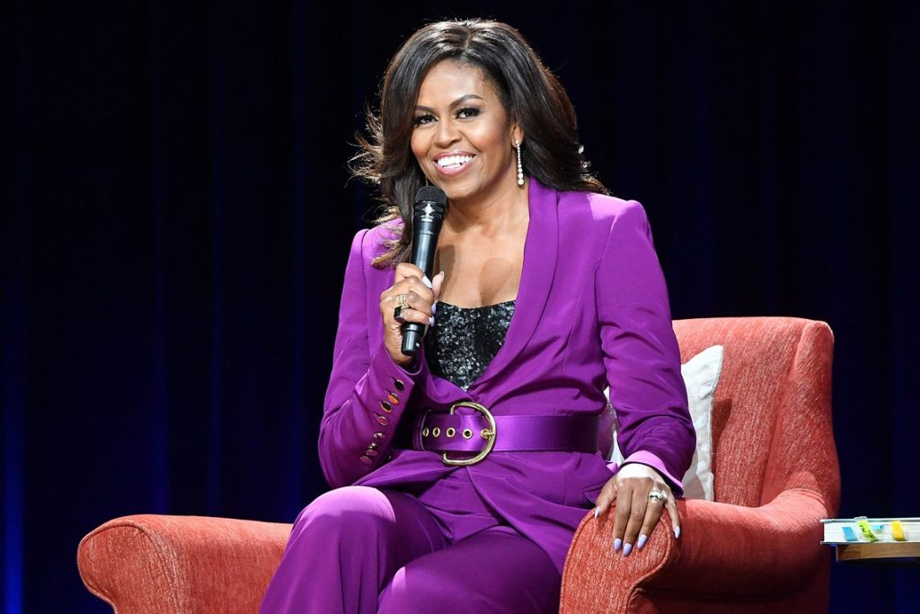 Michelle Obama está entre as pessoas mais admiradas do mundo segundo a yougov mais admiradas do mundo