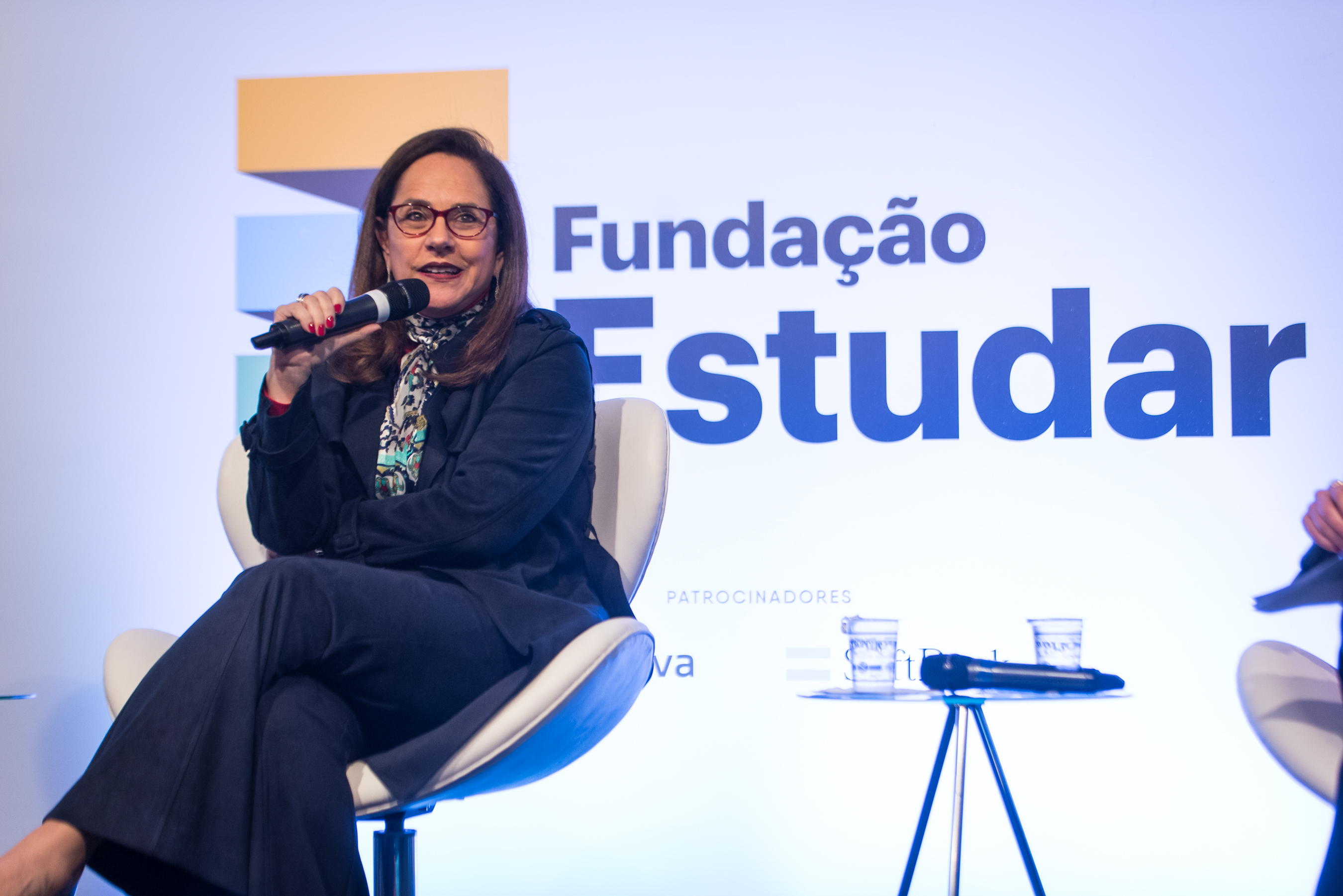 Sofia Esteves no evento Lidera Estudar
