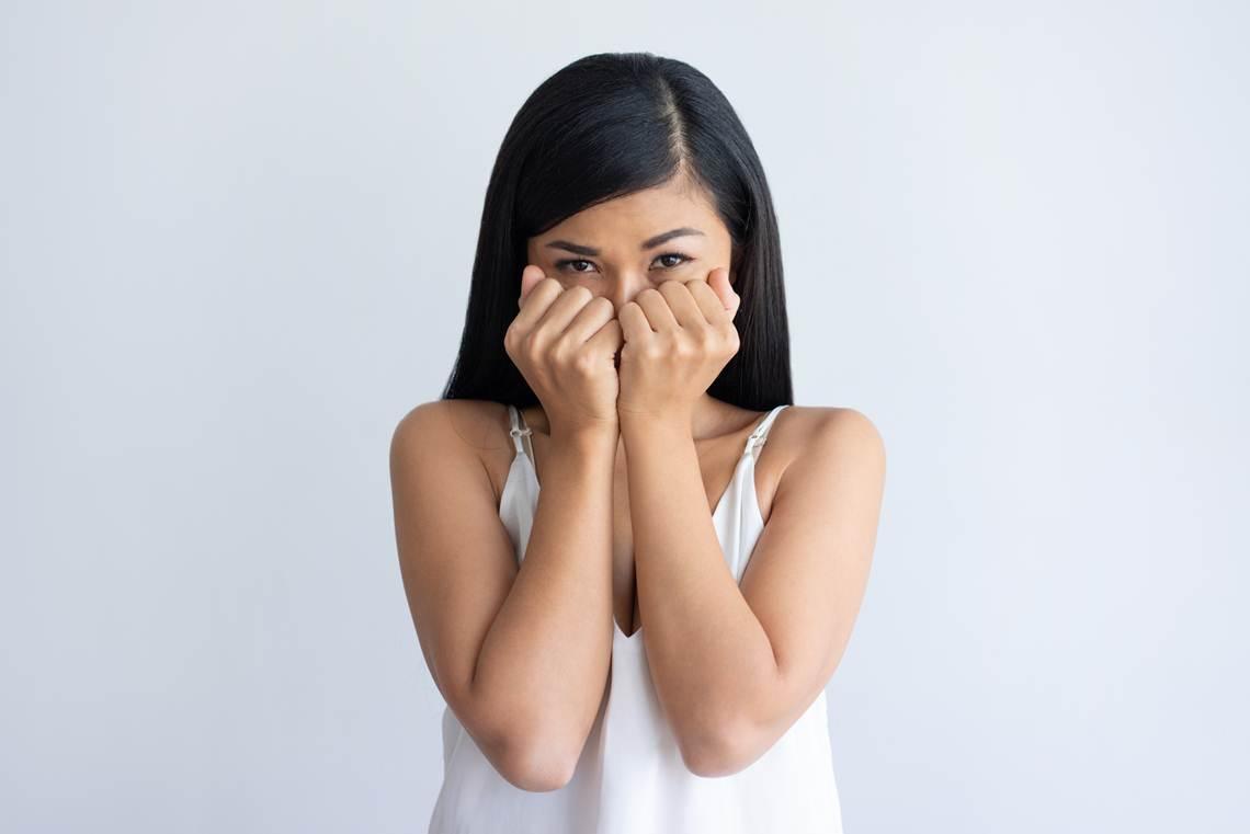 Tímido ou introvertido
