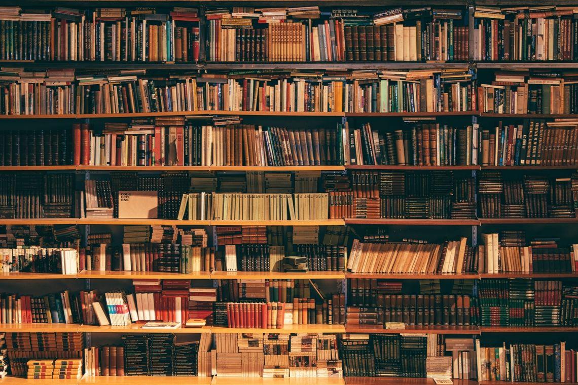 livros mais usados