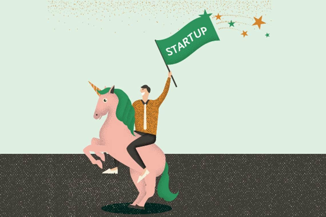 novas startups unicórnio