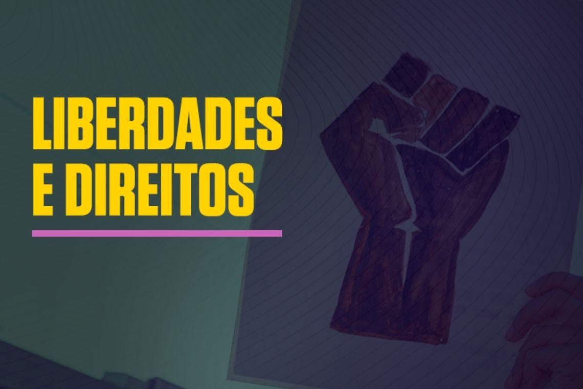 Capa podcast Cidadão Quem - Liberdades e Direitos
